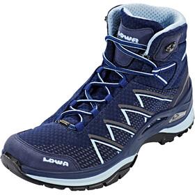 Lowa Ferrox Evo GTX Mid Shoes Women navy/iceblue